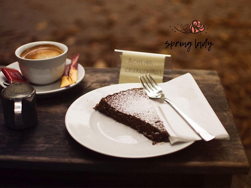 دسر پانفورته شکلاتی